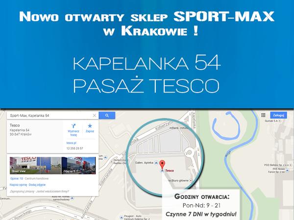 Sport-Max TESCO Kapelanla